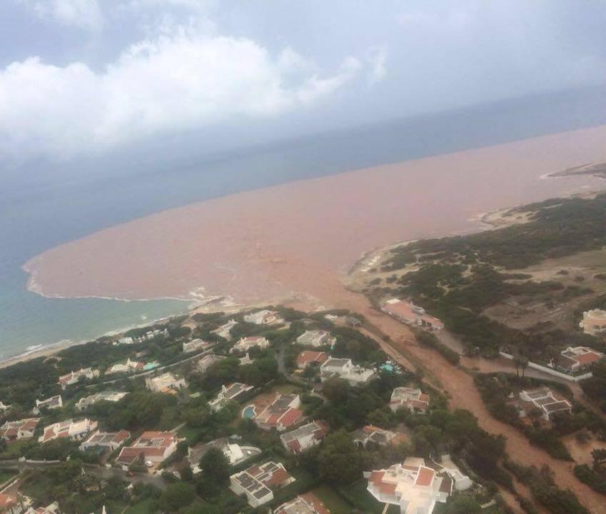 """Maltempo, forti temporali in Puglia: la provincia di Brindisi chiede lo """"stato di calamità"""""""