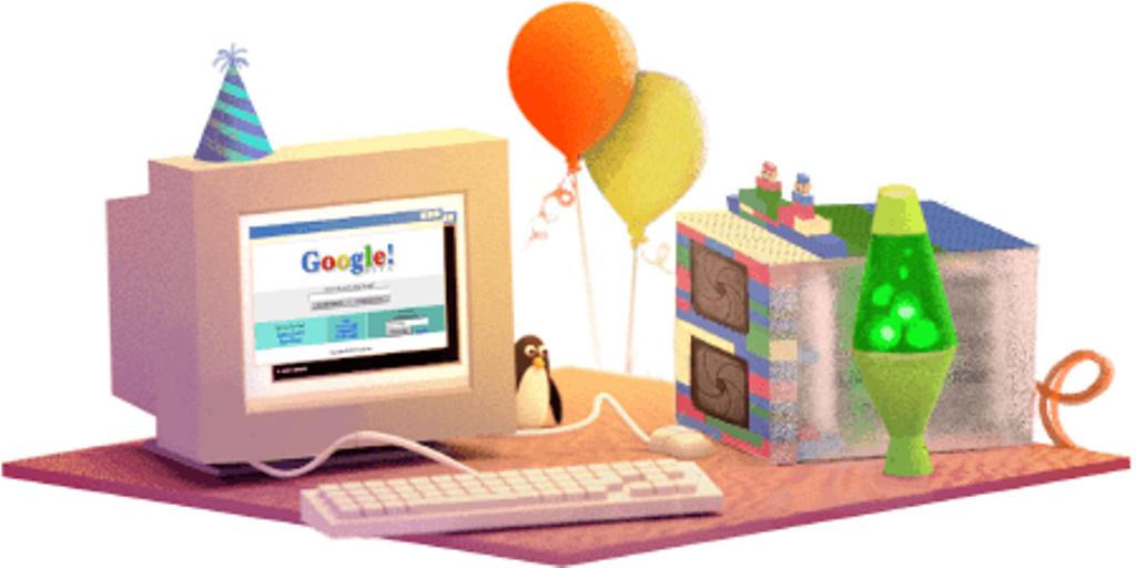 Buon compleanno Google: 18 anni e non sentirli [GALLERY]
