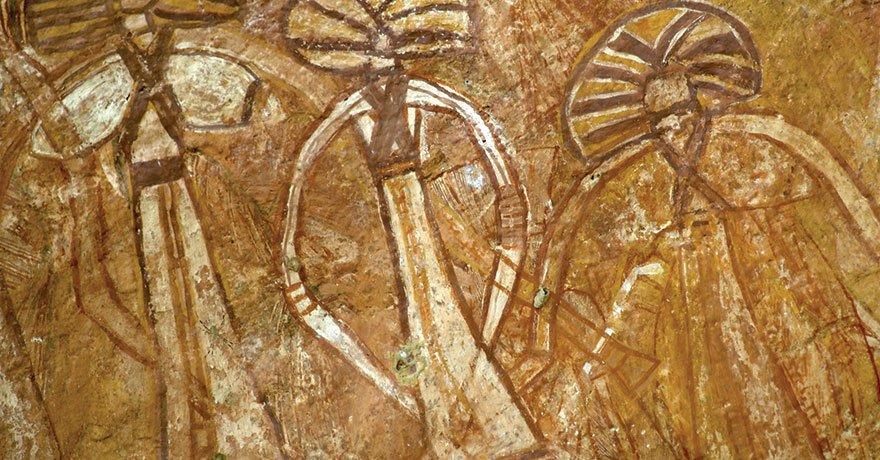 Archeologia: scoperti capolavori dell'arte rupestre aborigena nel nord ovest dell'Australia