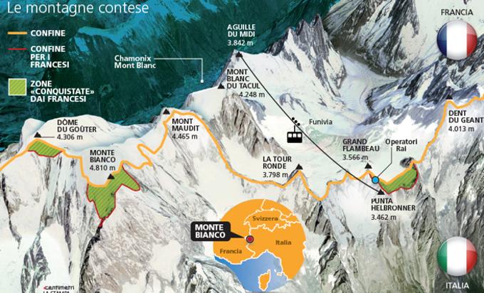 Guasto cabinovia Monte Bianco, nuvola impedisce evacuazione: operazioni di soccorso sospese, preoccupazioni per la notte