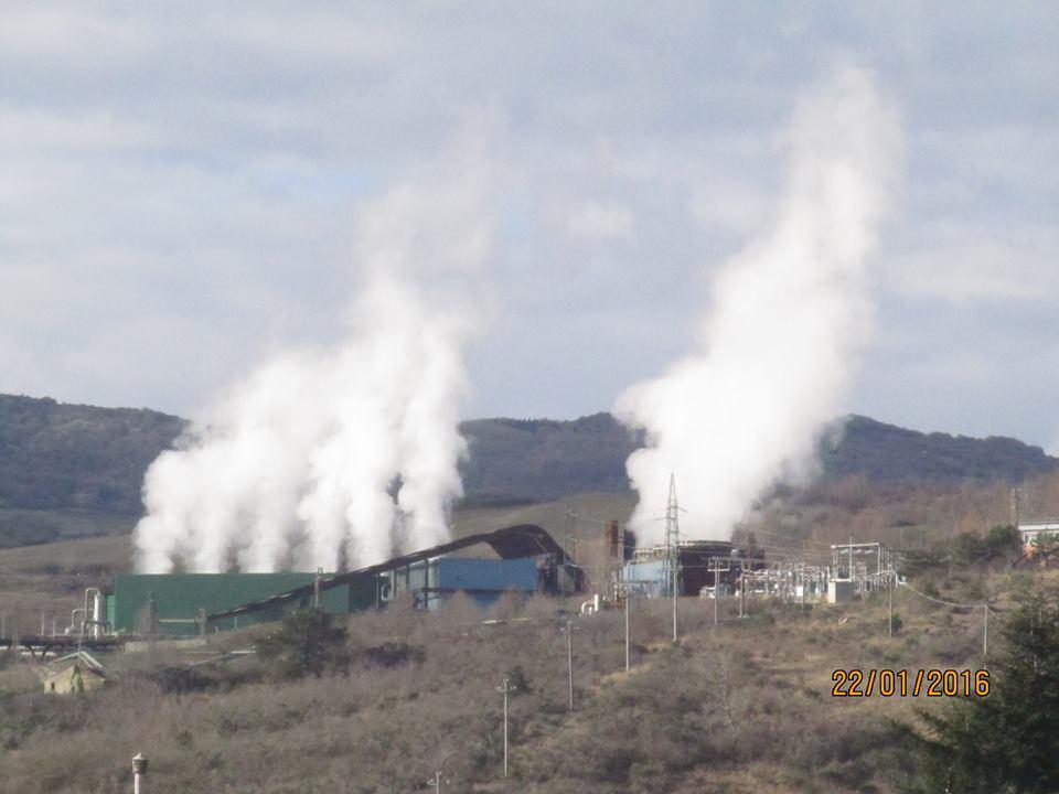 Ambiente: a Grosseto una raccolta firme contro la geotermia
