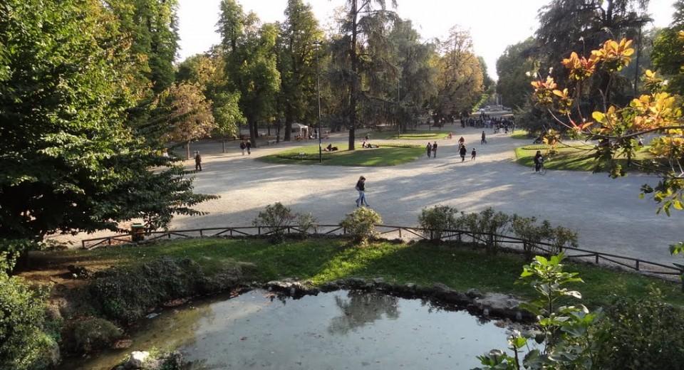 Giardini montanelli inaugurata l 39 iniziativa scienza e - Ufficio parchi e giardini milano ...