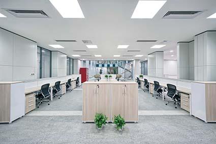 Illuminazione Per Ufficio.Luce Sicura E Di Qualita In Ufficio Con Led Panel Di Disano
