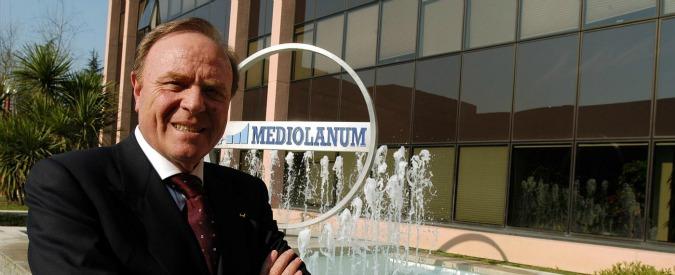 Terremoto: Ennio Doris di Banca Mediolanum consegna agli sfollati 1,2 milioni di euro