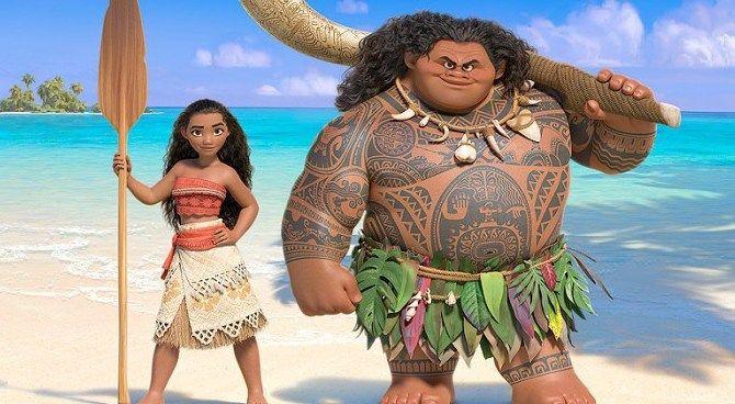 Cinema, 'Oceania': un'avventura alla scoperta del Pacifico è il classico Disney in arrivo per Natale
