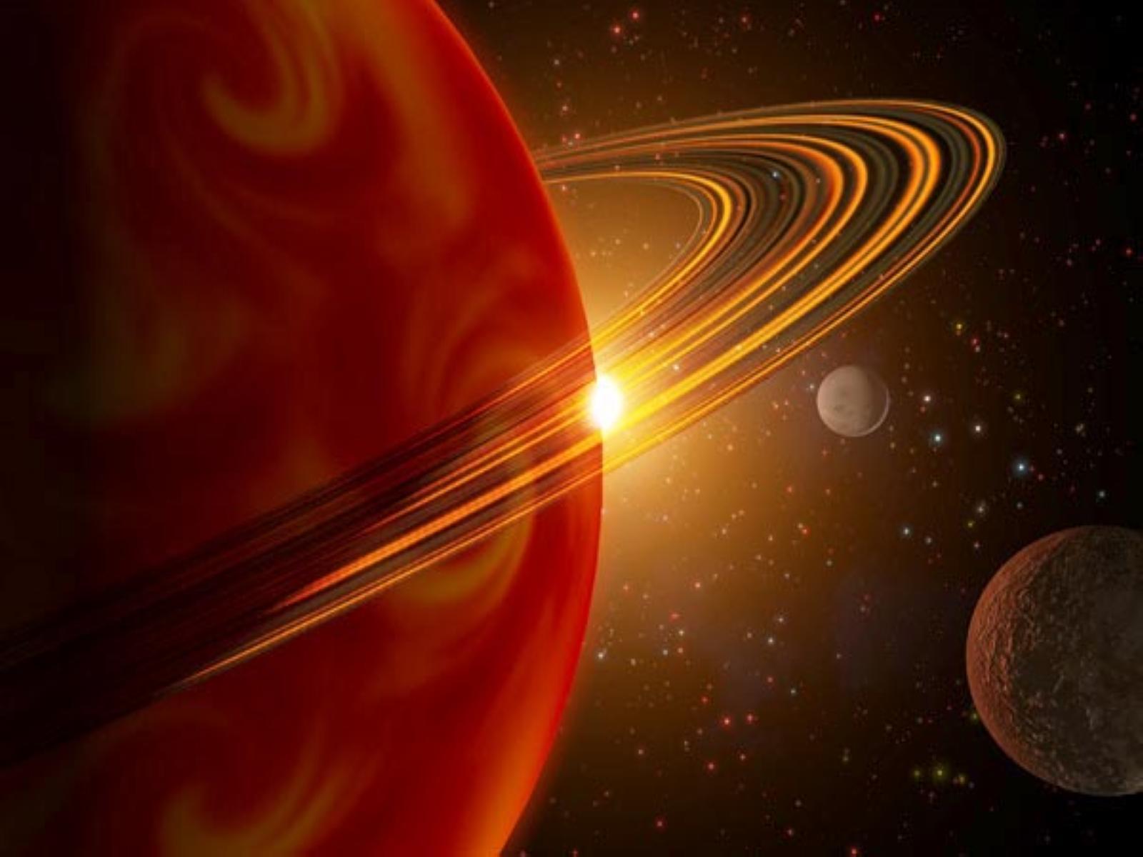 Astronomia: scoperte due stelle gemelle attorno cui ruotano tre pianeti giganti