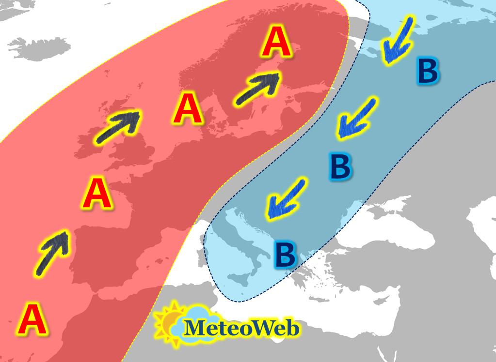 Previsioni Meteo Ottobre, nuove importanti conferme sull'ondata di freddo della prossima settimana