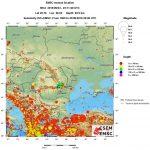 Terremoto in Romania: danni lievi e tanto spavento nel distretto di Vrancea [FOTO e MAPPE]