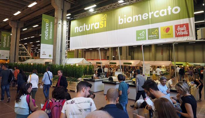 Bologna apre sana 4 giorni di bio per il salone - Fiera del mobile bologna ...