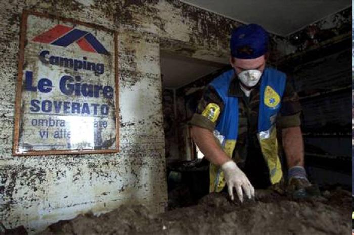 Accadde oggi, il 10 settembre del 2000 l'alluvione al camping Le Giare di Soverato