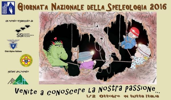 Ad Ottobre la Giornata Nazionale della Speleologia: tanti gli eventi in tutta Italia