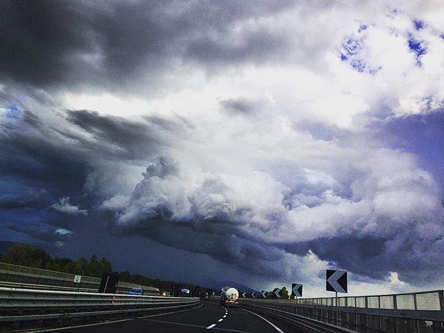 Previsioni meteo toscana domani attesi temporali di - Meteo bagno di romagna domani ...