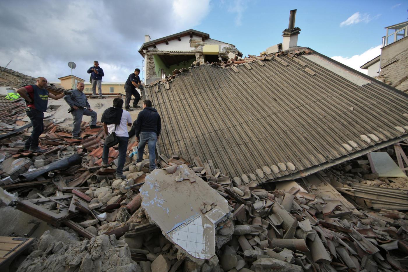 Terremoto Comune Di Amatrice Al Via La Campagna Adotta Un Opera
