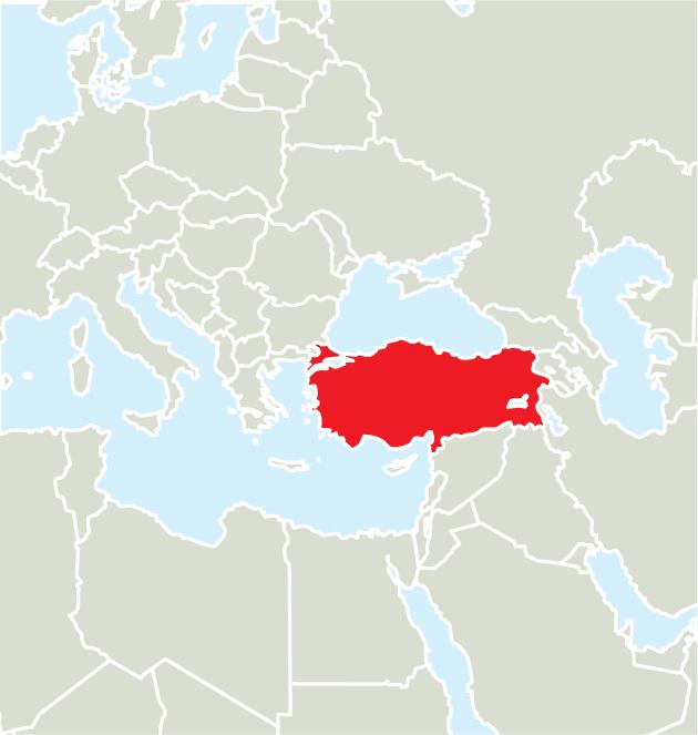 La Turchia cambia fuso orario e si allontana dall'Europa: avrà 2 ore di differenza con l'Italia