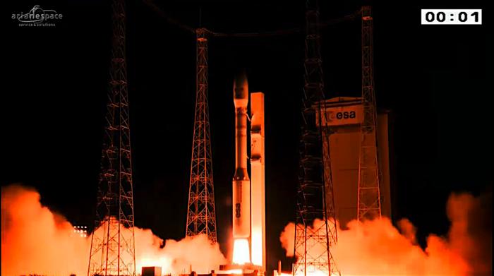 Dalla Cina all'Europa: Italia leader nella new space economy