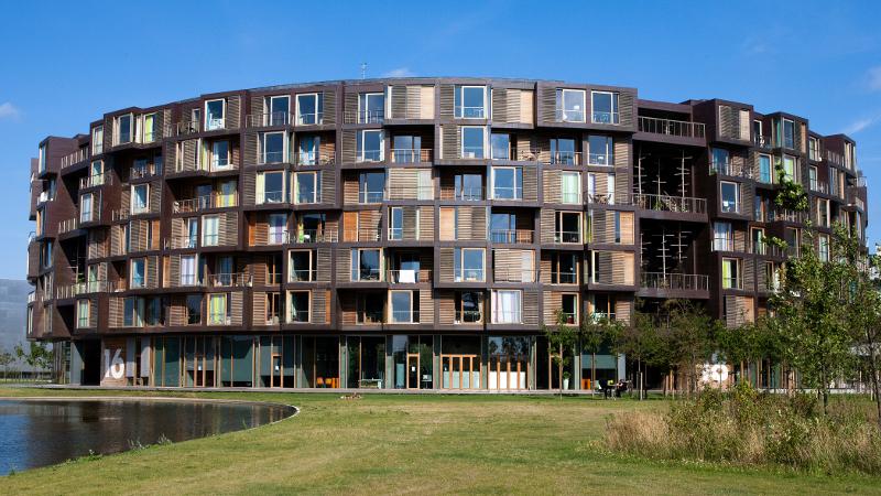 Ecco gli alloggi universitari pi accoglienti e originali for Residencia para universitarios