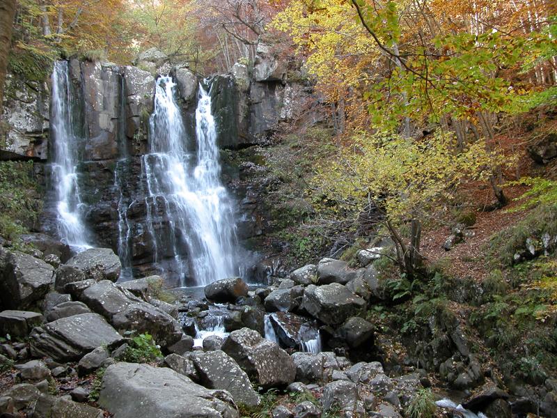 Nel Parco regionale del Corno alle Scale per ammirare lo spettacolare foliage autunnale