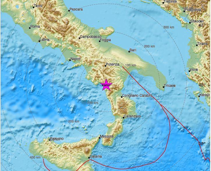 Terremoto, Italia bersagliata da forti scosse: sta ...