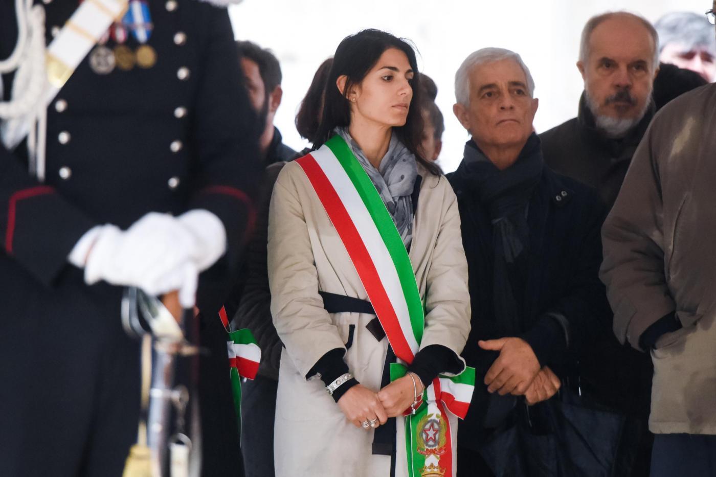 Terremoto il sindaco di roma subito al lavoro sulla for Subito offerte di lavoro roma