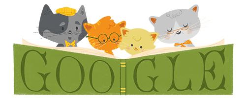Anche google celebra la Festa dei Nonni con un dolcissimo doodle