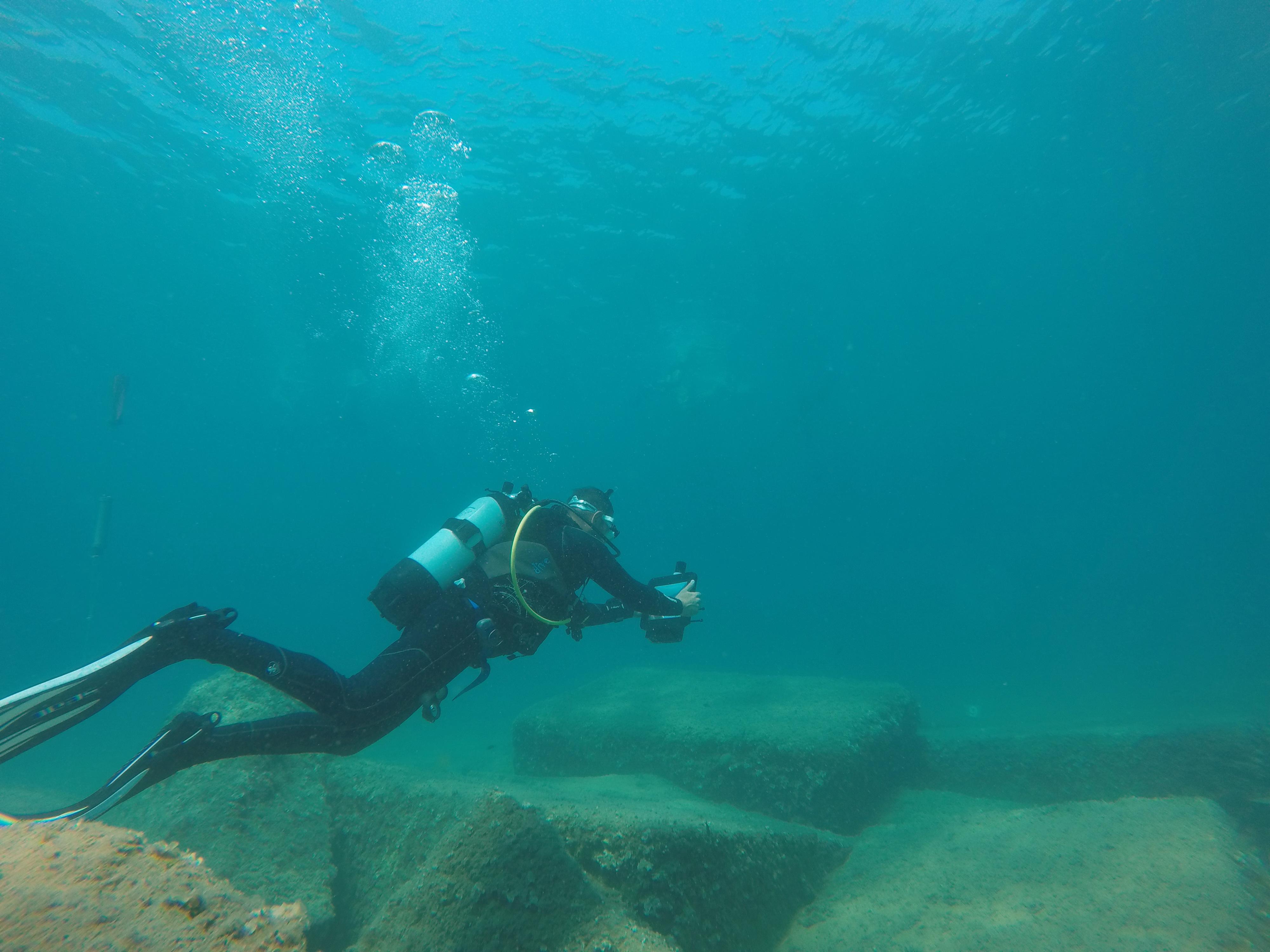 Mare i subacquei aspettano la legge quadro parlamento in for Parlamento in diretta