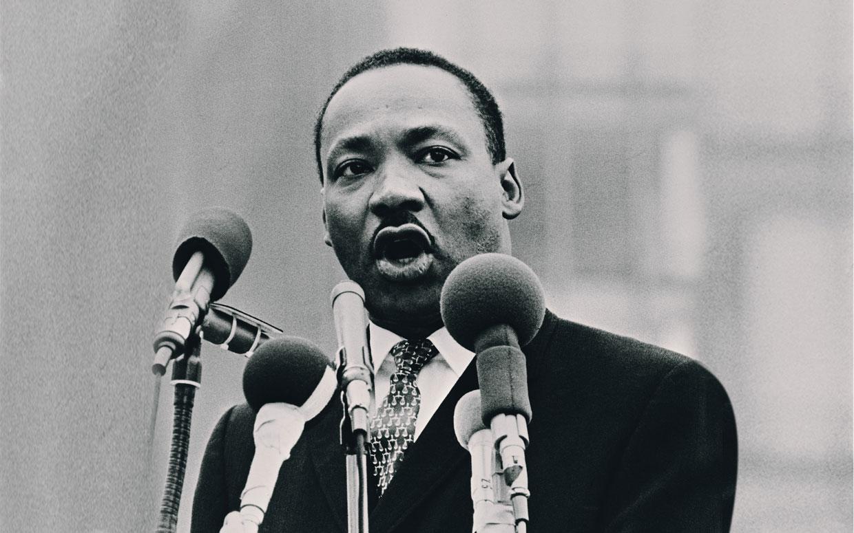 Citaten Martin Luther King : Accadde oggi il ottobre martin luther king viene