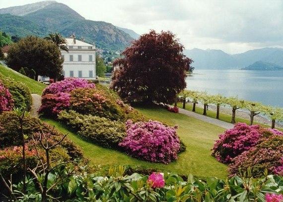 Viaggio a Bellagio nell' incantevole Villa Melzi d'Eril