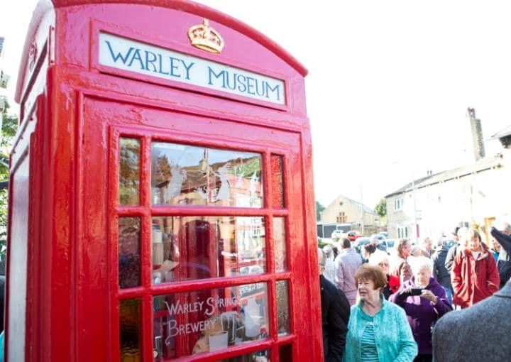 Warley Museum, il museo più piccolo del mondo [FOTO]