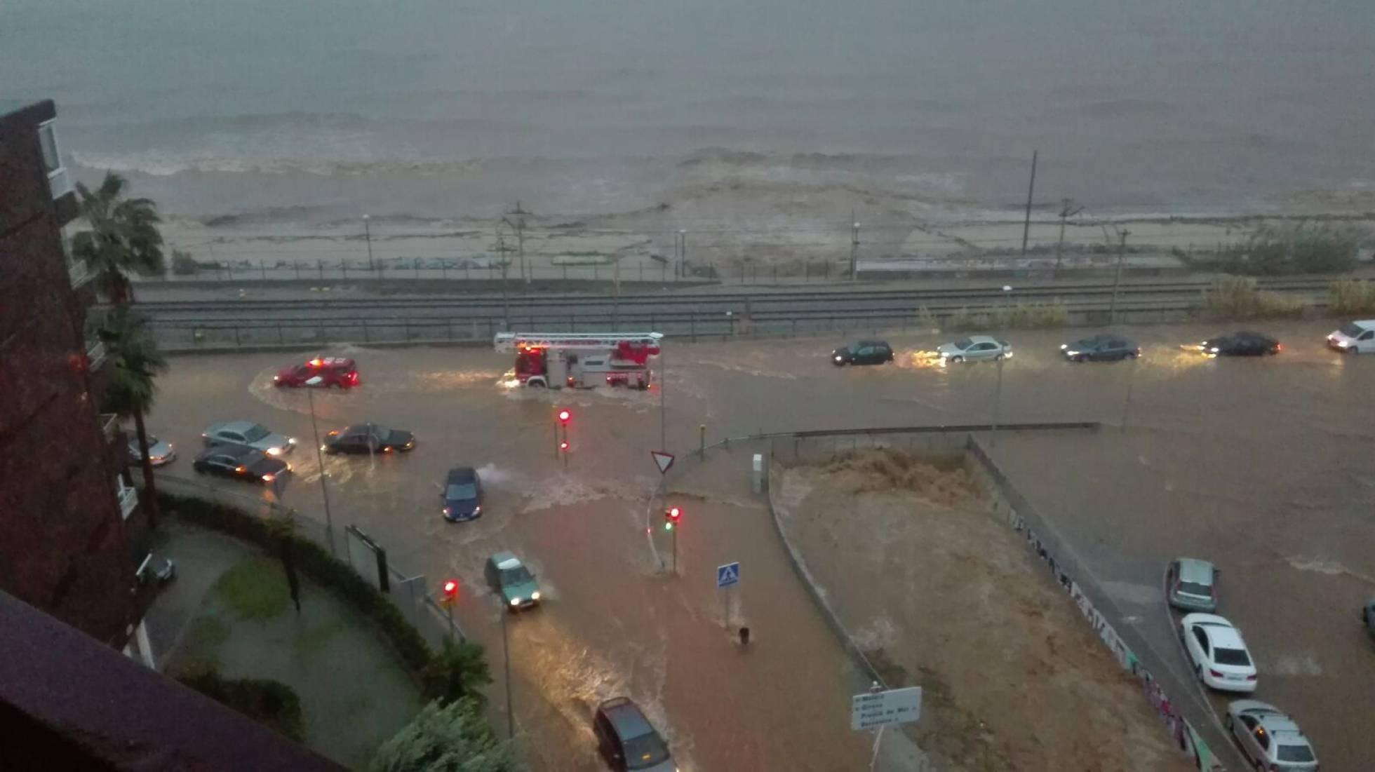 Maltempo in Spagna: un morto per le inondazioni in Catalogna [GALLERY]
