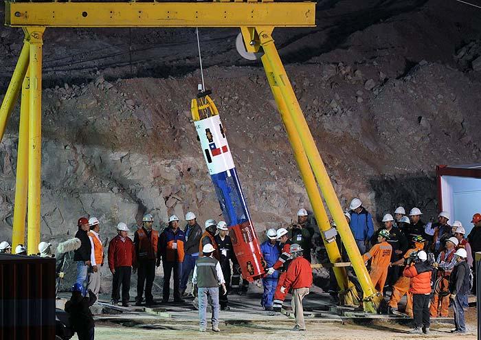 Accadde oggi: il 13 ottobre 2010 in Cile, tutti salvi i 33 minatori della miniera San Josè