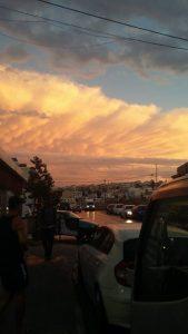 maltempo temporali bellissima foto