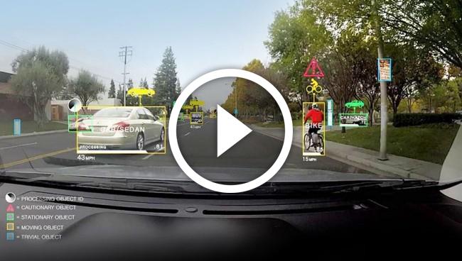 nvidia guida autonoma