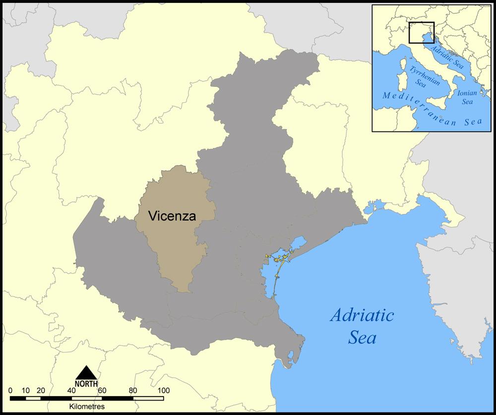 Terremoto, scossa molto superficiale in Veneto: paura tra Vicenza e Arzignano [DATI INGV]