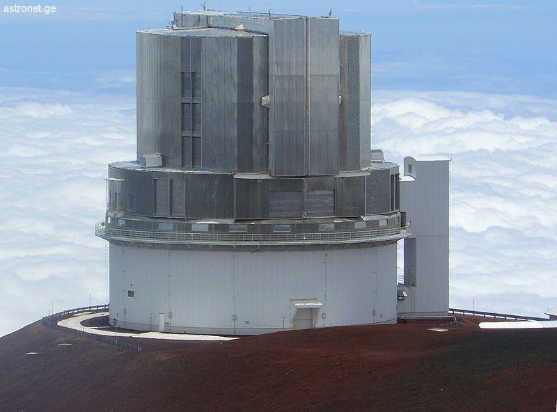 Astronomia: tripletta stellare per il telescopio Subaru
