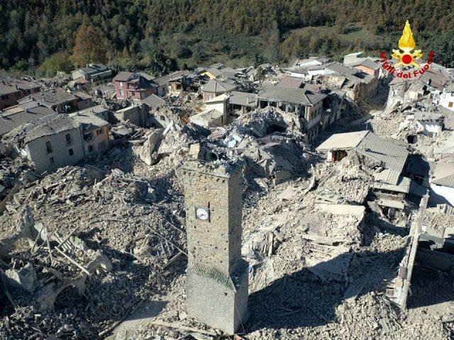 Terremoto, la nuova scossa in Centro Italia avvertita anche a Trani