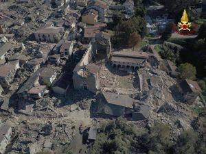 terremoto italia foto shock