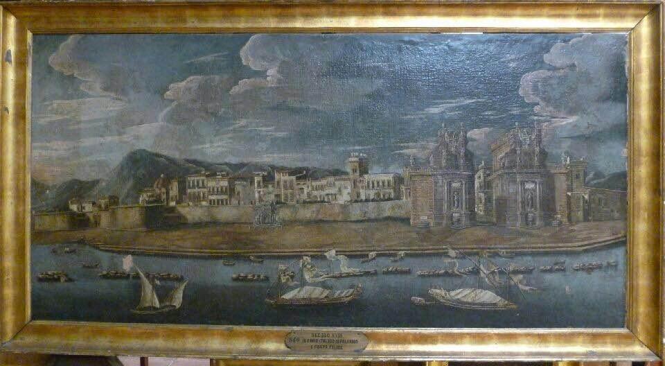 Remiamo per Salvare Palermo: una regata per restaurare un dipinto con la veduta della città ...