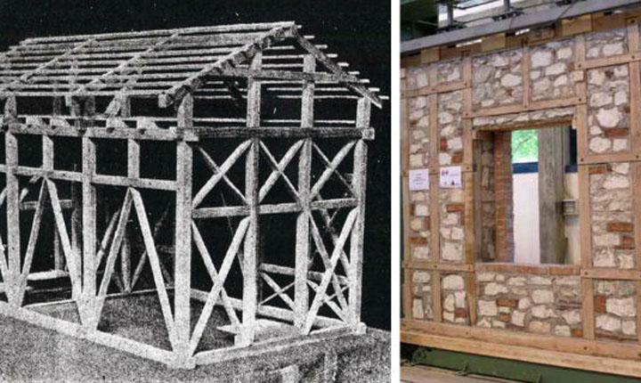 Terremoto la casa baraccata dei borbone il primo for Casa legno antisismica costo