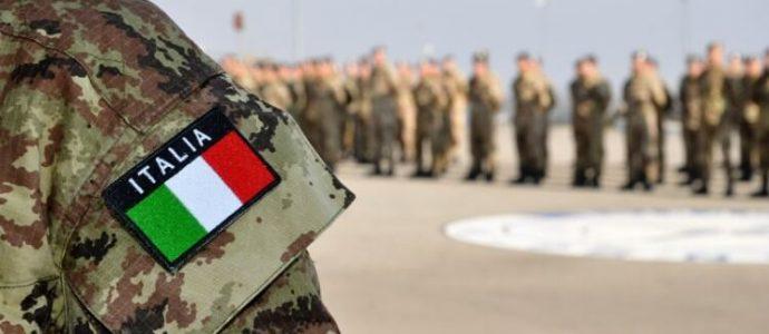 Terremoto altri militari dell 39 esercito saranno impiegati for Soggiorni militari invernali 2016 2017