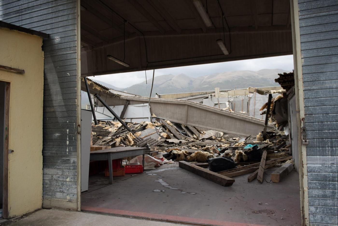 Aziende Monopoli Zona Industriale terremoto: tasse sospese per le aziende degli apparecchi da