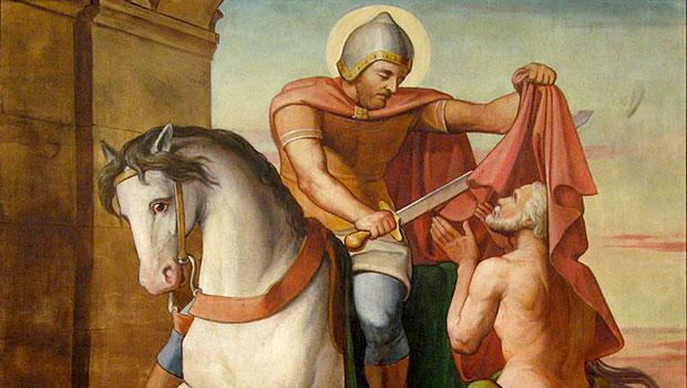 L'autunno e le sue festività di Luisa Paglieri - San Martino di Tours