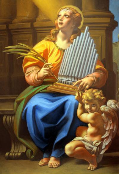 22 novembre, Santa Cecilia: i patronati e il legame con la musica e l'arte