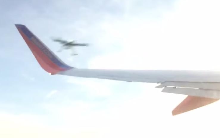 Gran Bretagna: ancora un incidente sfiorato fra un aereo e un drone a Londra