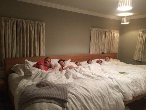Costruire Un Letto Per Bambini : Un letto di metri per dormire con i propri figli la scelta di