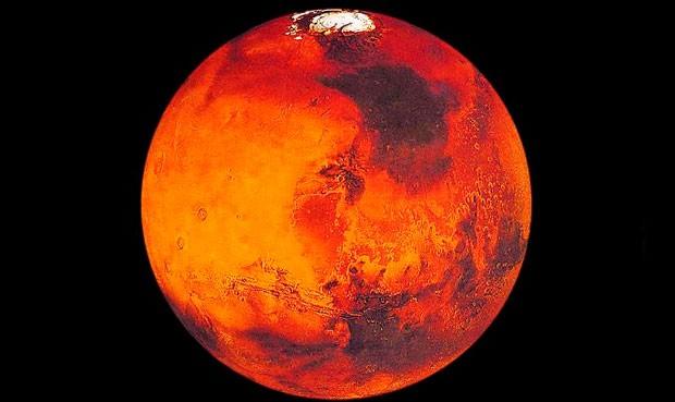 Il telescopio James Webb alla scoperta di Marte