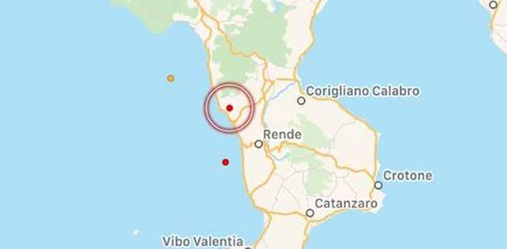 Terremoto, ancora una scossa in Calabria: avvertita a Cetraro, Bonifati, San Sosti, Fagnano Castello e Belvedere Marittimo [MAPPE e DATI INGV]