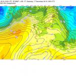 Previsioni Meteo Natale, situazione esplosiva: violento ciclone in arrivo dal Maghreb, poi freddo dai Balcani [MAPPE]