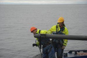 Campagna Swerus-C3 e dei carotaggi a bordo della rompighiaccio svedese Oden