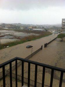 Alluvione Augusta