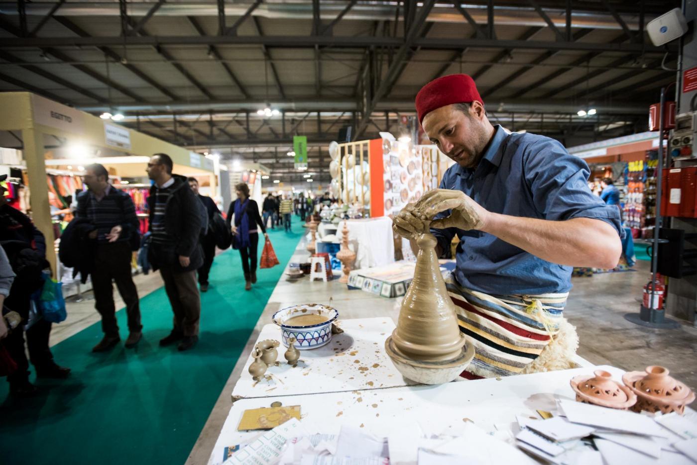 Milano l 39 artigiano in fiera testimonianza della vitalit for Fiera di bergamo 2016